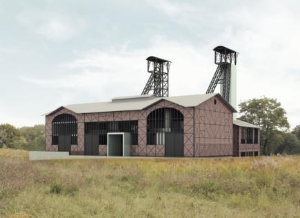 Obnova těžební krajiny Karvinska