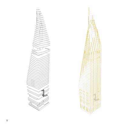 New York Vertical City
